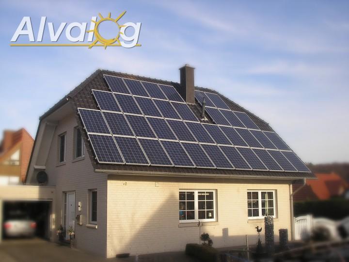 Solaranlage 10 kwp